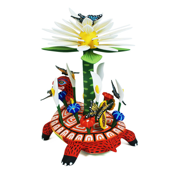 Luis Pablo: Gorgeous Flowers Turtle