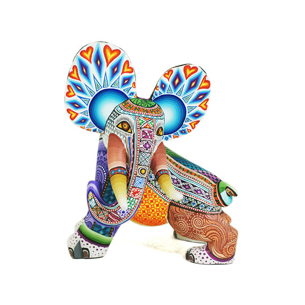 Jose Calvo & Magaly Fuentes: Little Elephant