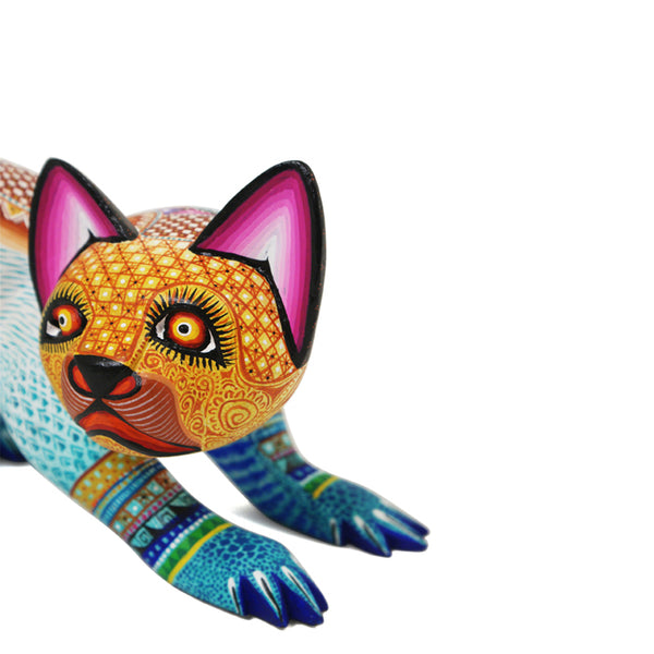 Julia Fuentes: Jewel Cat