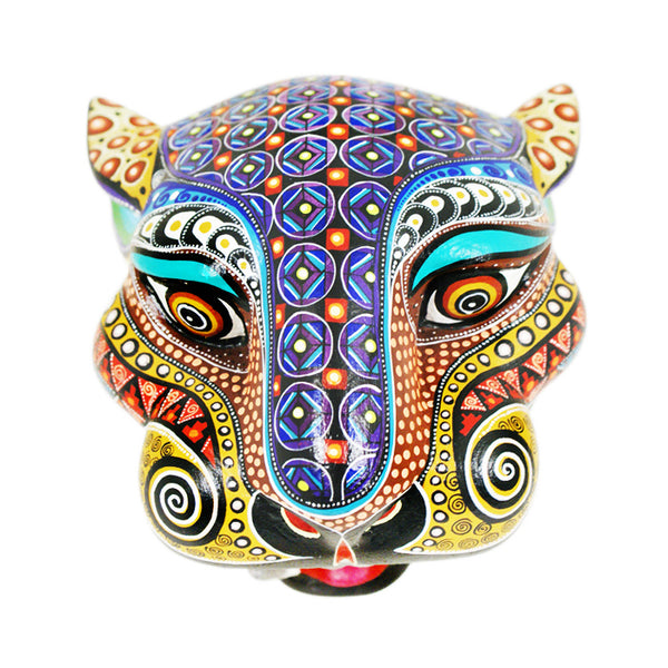 Manuel Cruz: Jaguar Mask