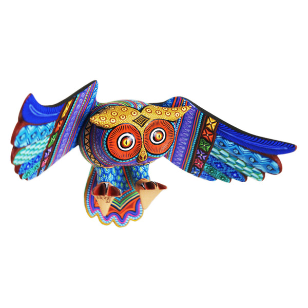 Magaly Fuentes & Jose Calvo: Flying Owl