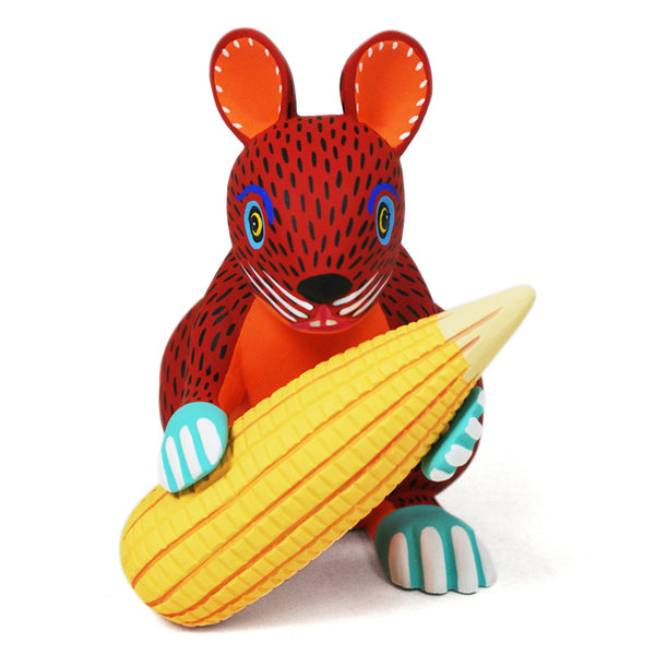 Luis Pablo: Mouse with Corn