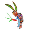 Maria Jimenez: Rabbit with Carrot