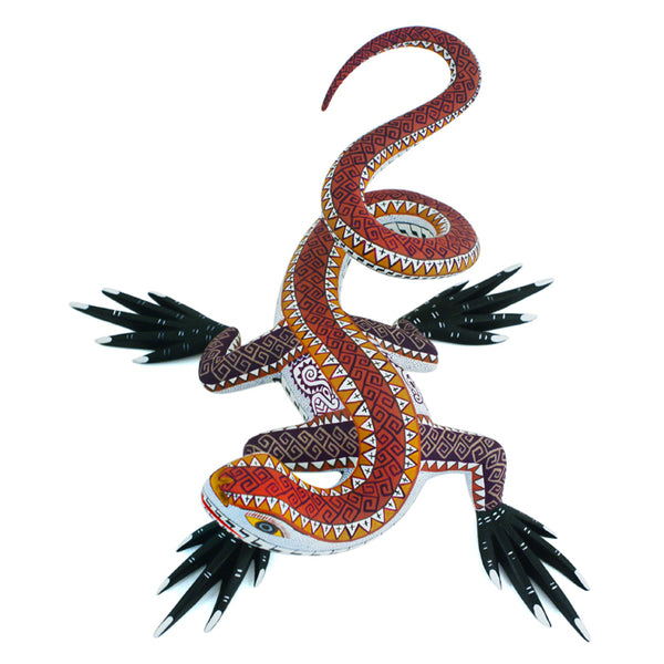 Bertha Cruz: Zapotec Lizard