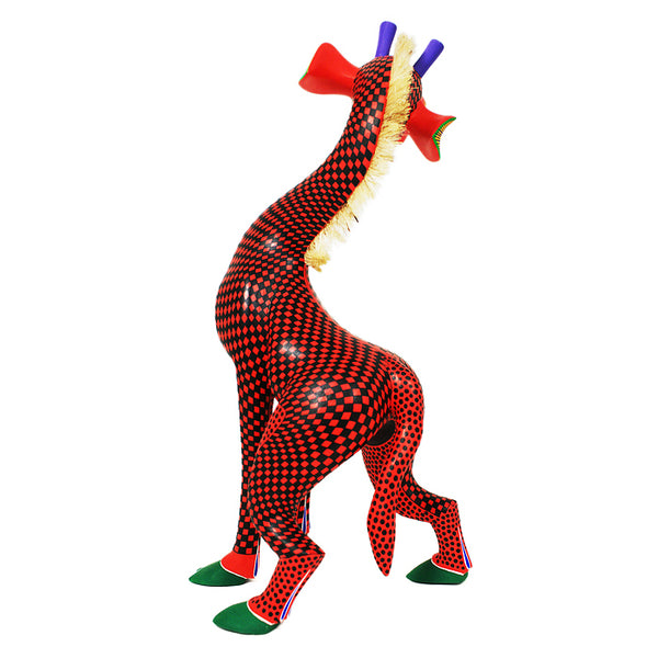 Catarino Carrillo: Contemporary Giraffe