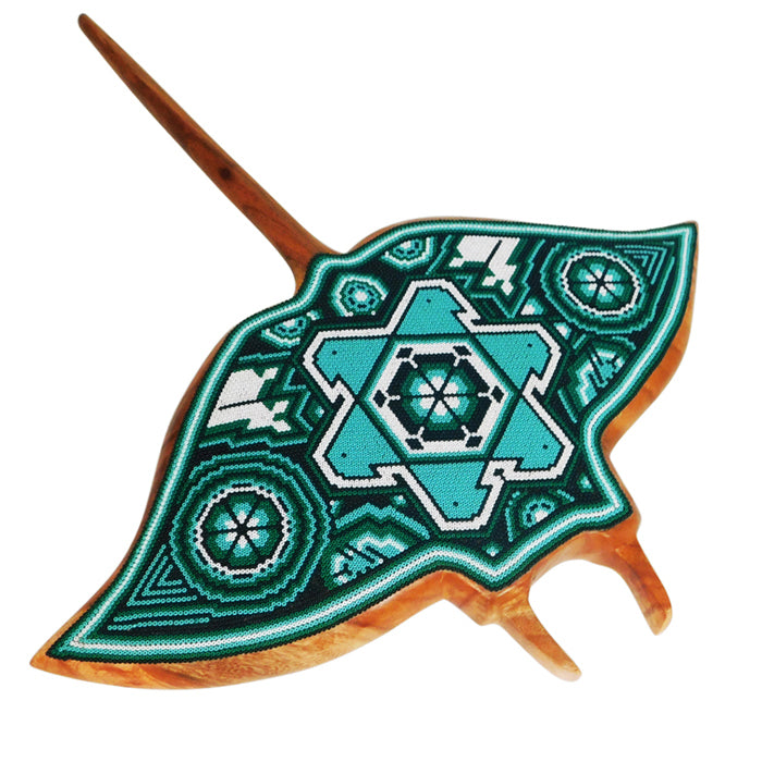 Huichol: Emerald Wall Stingray