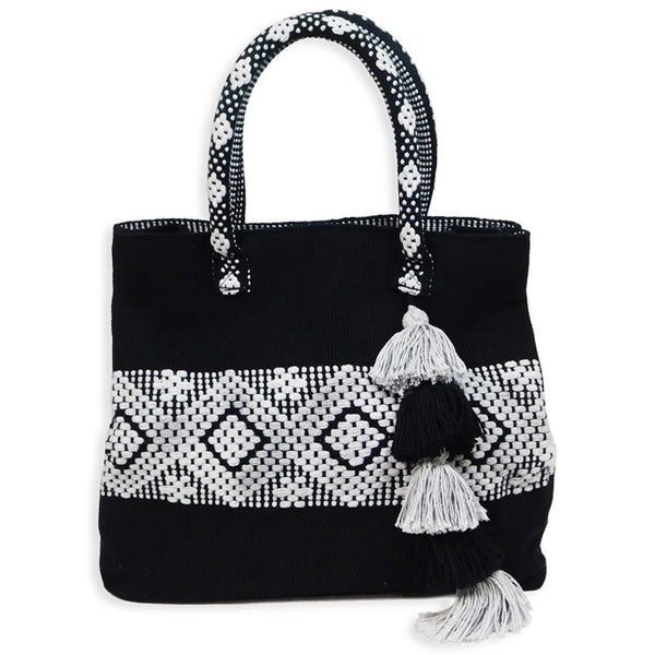 Elegant Black Purse Jalieza