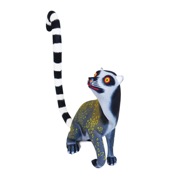 Eleazar Morales: Ring-tailed Lemur