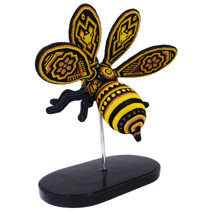 Huichol: Beautiful Flying Bee