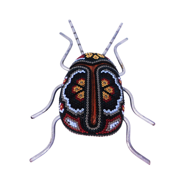 Huichol: Beetle Wine & Gold