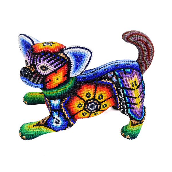 Huichol: Little Dog