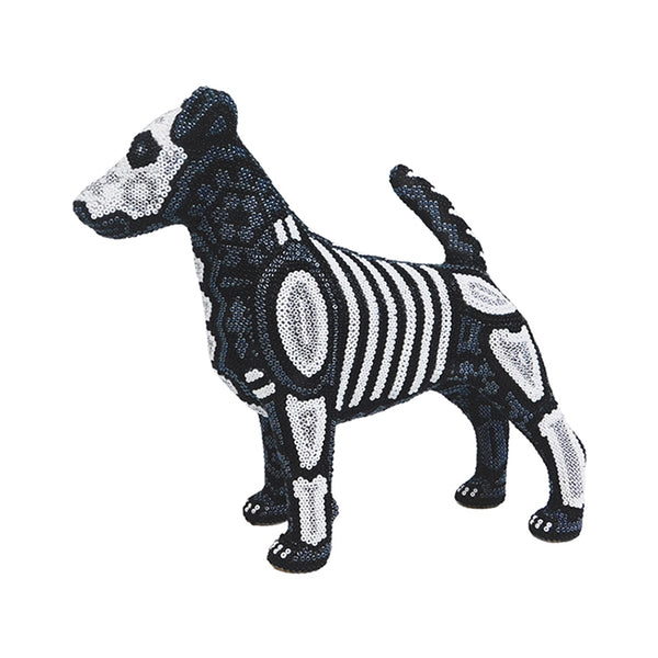 Huichol: Contemporary Skeleton Dog