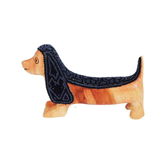 Huichol:  Beaded Dog