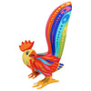 Luis Pablo: Colorful Rooster