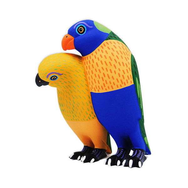 Luis Pablo: One-Piece Love Parrots