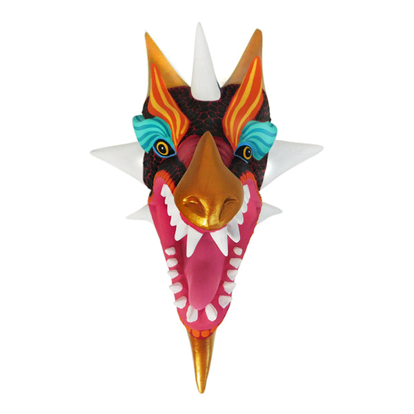 Luis Pablo: Spectacular Dragon Mask