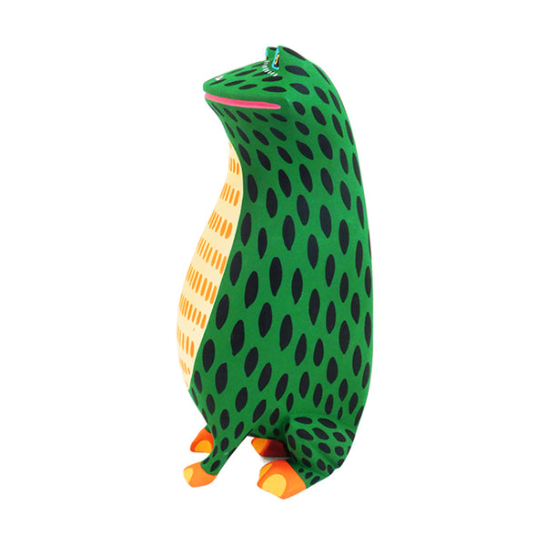 Luis Pablo: Standing Frog