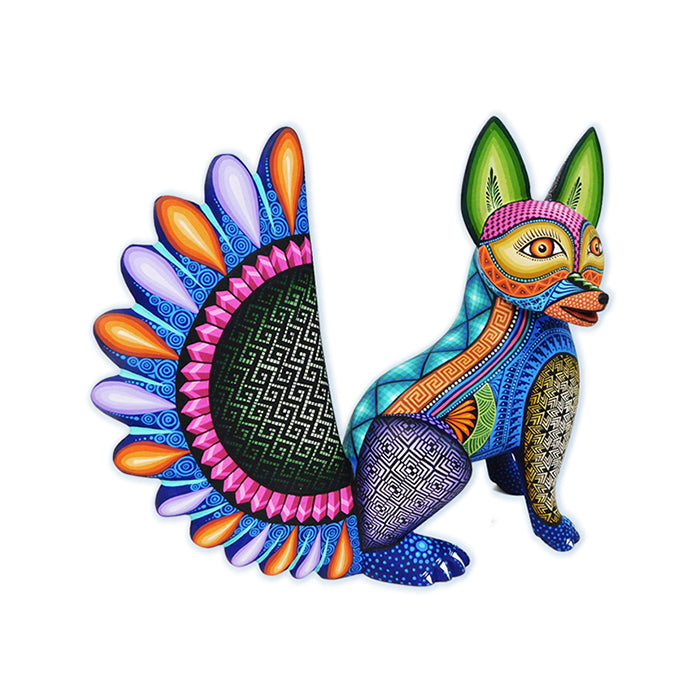 Jose Calvo & Magaly Fuentes: Night Sun Fox