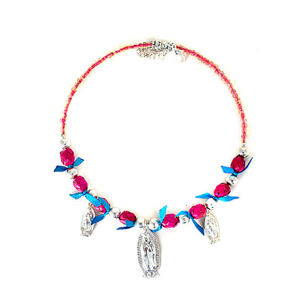 Our Lady of Guadalupe Choker