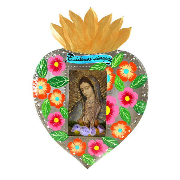 Our Lady of Guadalupe Heart