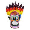 Saul Montesinos: Fire Skull