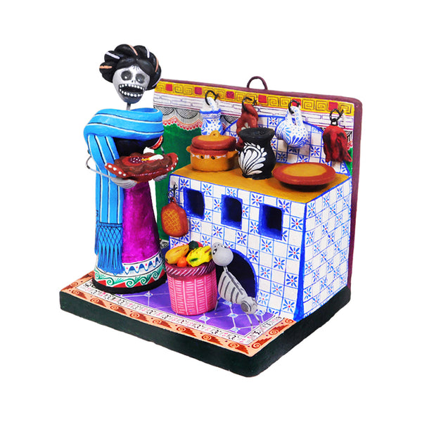 Saul Montesinos: Kitchen from Puebla