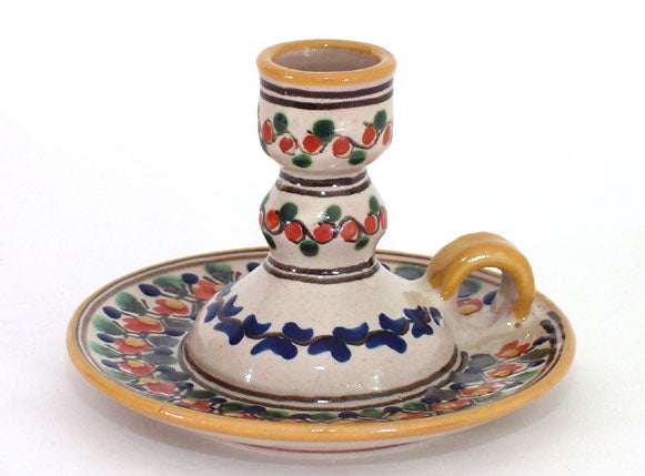Authentic Talavera Candlestick