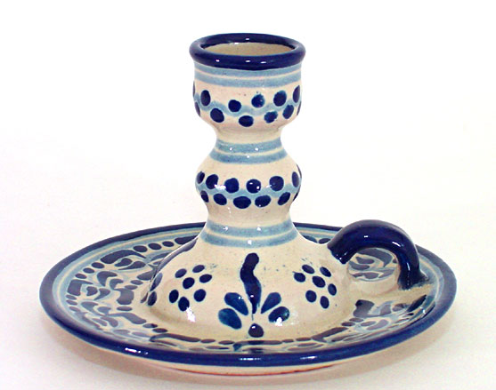 Authentic Talavera Candeleholder
