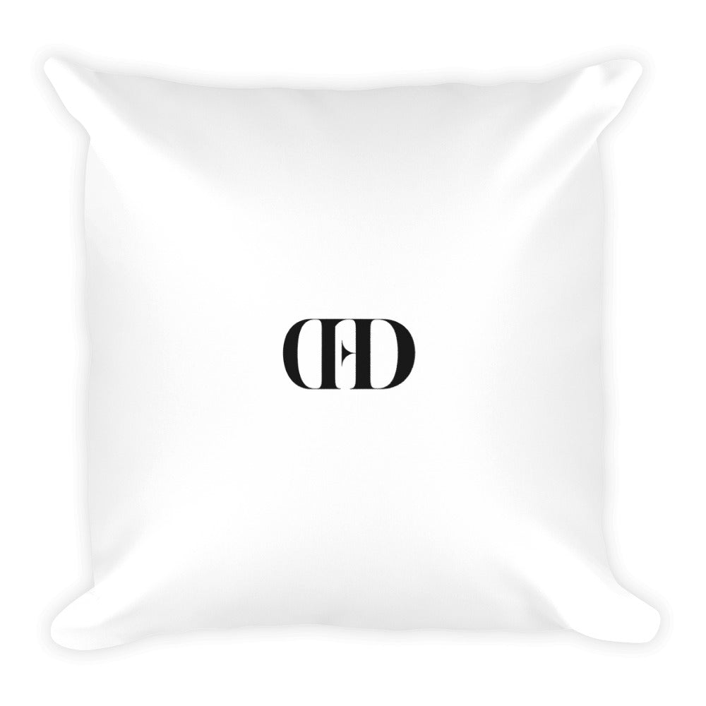 Design Pillow White - Design For Dinner