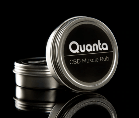 "CBD ""Quanta"" Muscle Rub"