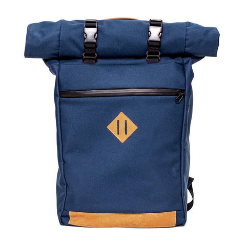 "SCOUT ""MIDNIGHT"" ROLLTOP ODORLESS BACKPACK"