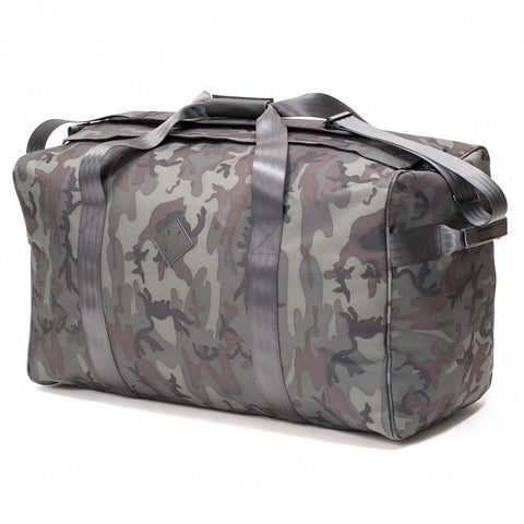 """THE BOSS"" ODOR-ABSORBENT DUFFEL"