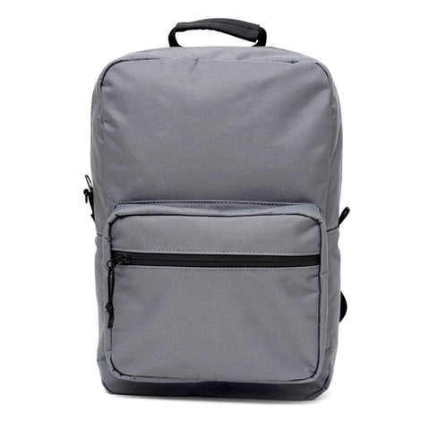 """GRAPHITE"" ODOR-FREE BACKPACK W/INSERT"