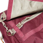 "THE MAGNUM ""CRIMSON"" ODOR-PROOF XL DUFFEL"