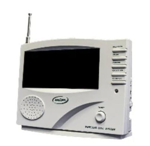 Small Facility Nurse Call System - Central Monitor