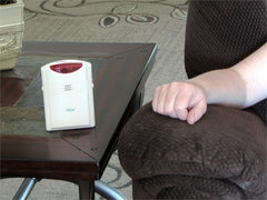 Wireless Bed & Chair Paging Alarm - No noise in patient's room