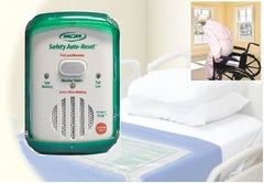 BED ALARM WITH BED & CHAIR SENSOR PADS (complete package)  - ALARM IN PATIENT'S ROOM     -     Free Shipping & Fast Delivery!