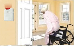 Wireless Alarm/Pager With Chair Pad (complete package) Alarm/Pager Is With The Carer
