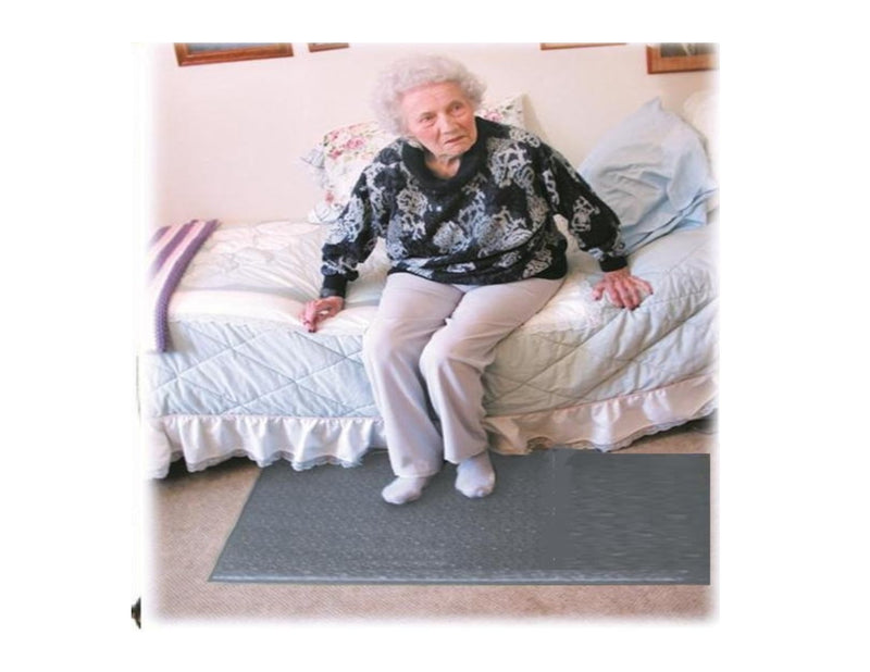 RECORDABLE VOICE ALARM MONITOR & FLOOR MAT (Record your own message to the patient)