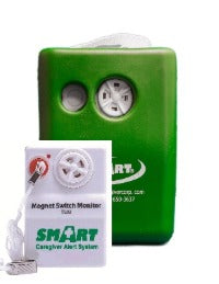 MAGNET PULL STRING ALARM.......For Bed & Chair (Simple Alarm System)