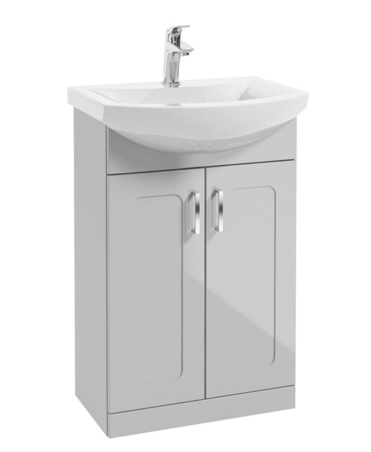 Sonas Bristol 55Cm Floorstanding Unit With Series C Basin Mixer  - *Special Offer
