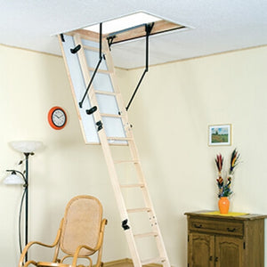 Oman Loft Ladder Middle Extension (98Cm) With Hinges