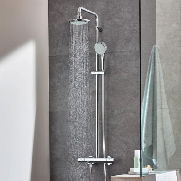Grohe Tempesta Cosmopolitan Thermostatic Shower