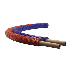 Q-PEX Plus EasyLay 50m x 1/2 Insulated Coil Blue