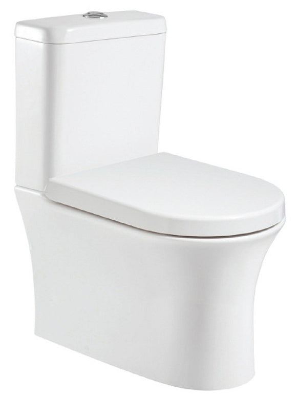 Amanda Comfort Height Rimless Toilet * Special Offer*