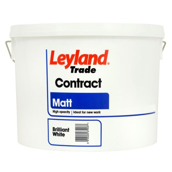 Leyland Trade Brilliant White 10L
