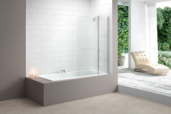 Merlyn 2 Panel Curved Bath Panel MB3