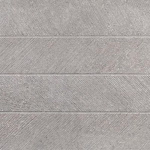 Spiga Bottega Acero Wall Tile 31.6 x 59.2