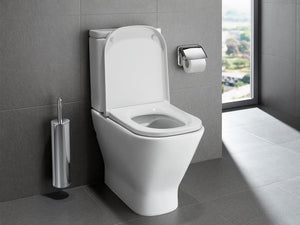 Roca Gap CLEANRIM Design Toilet