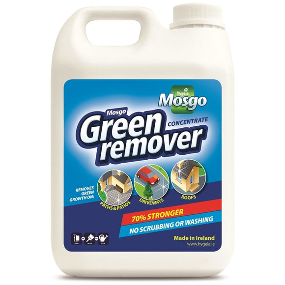 Hygeia Mosgo Green Remover Concentrate 5L